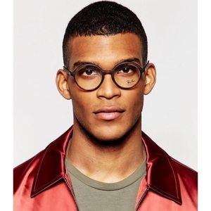 81f4c741990 Ray-Ban Accessories - Ray-Ban Authentic Trendy Circular 7075 Glasses